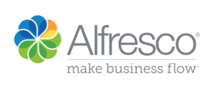 Alfresco make business flow